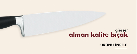 Giesser Bıçak