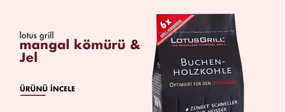 Lotus Grill Mangal Kömürü